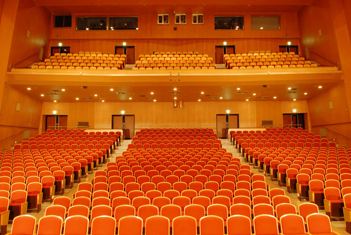 ご利用案内 | 神戸文化ホール
