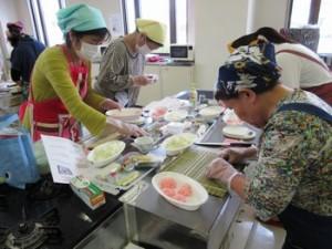 巻き寿司②