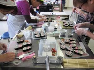 巻き寿司④