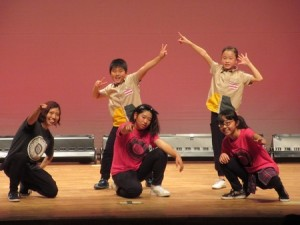 ⑮みかた台ダンス教室