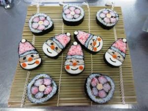 巻き寿司⑤
